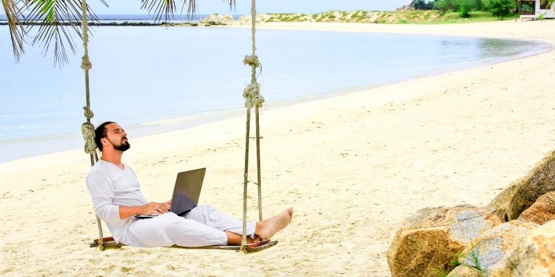 Remote home Office - These States Offer Visas For Digital Nomads