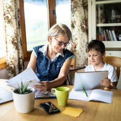 How Can I Work From Home Without Childcare