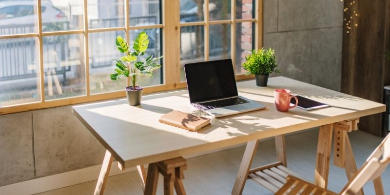 How To Organize A Home Office