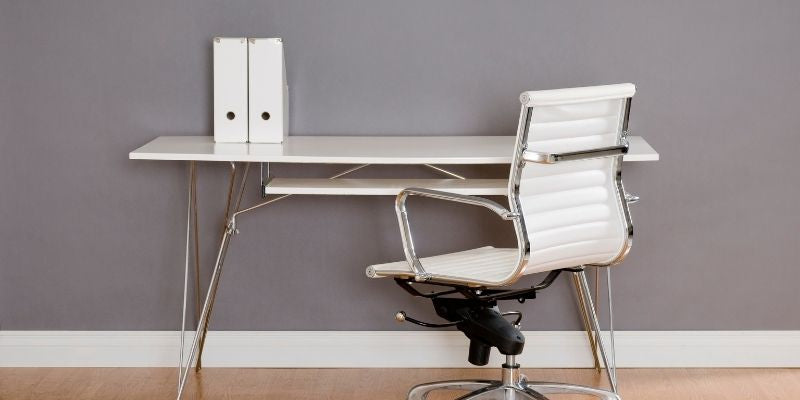How to set up a workable home office -Table - Chair