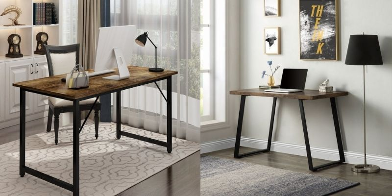 home office desk without drawers - Homeoffice4us