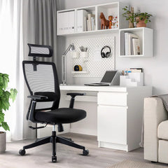 High Back Luxury Ergonomic Executive Office Chair