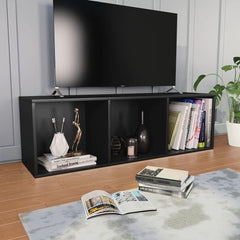 Black Book Cabinet/TV Cabinet Chipboard