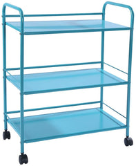 Kitchen Storage Organizer Prateleira Wheels Shelves