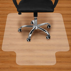 Floor Protection Unique Rolling Chair Mat