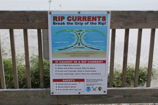 How to Escape a Rip Current?