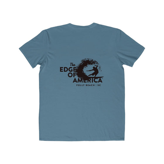 "OSS blue/grey ""THE EDGE OF AMERICA""™ T-shirt"