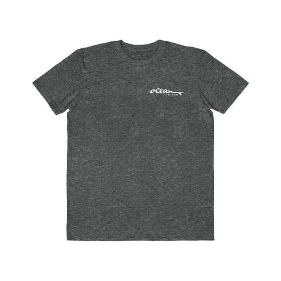 "OSS smoke grey ""THE EDGE OF AMERICA""™ T-shirt"