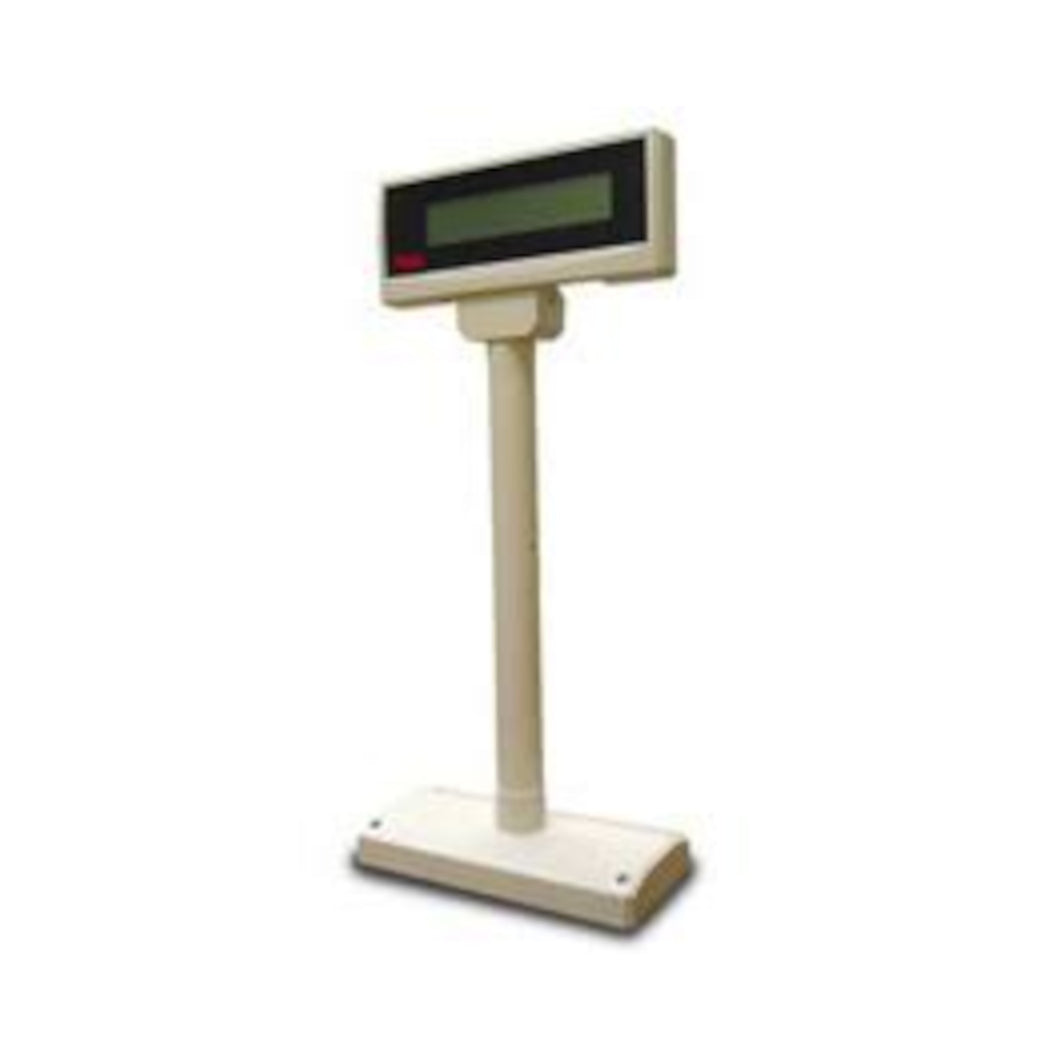 DYNAPOS LCD Display 2x20 pole