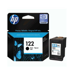 HP 122 Ink Cartridge - Black
