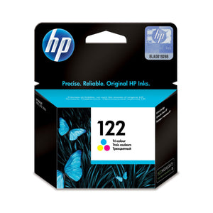 HP 122 Ink Cartridge - Color