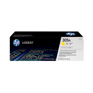 HP 305A Yellow CE412A Toner