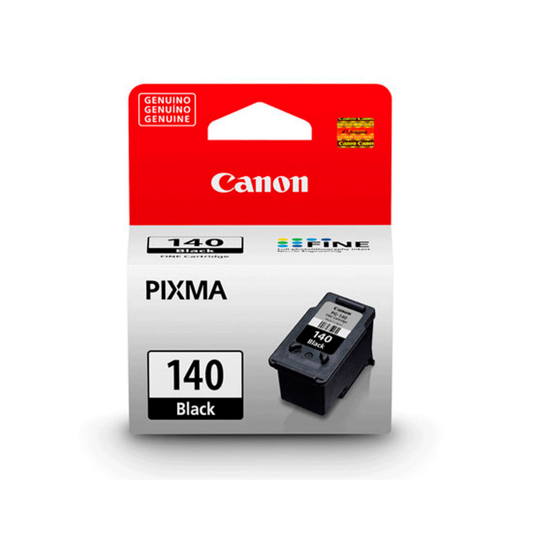 Canon PG-140 Ink Cartridge - Black