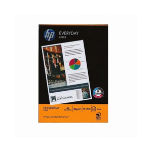 HP Everyday Paper (A4, 80gr, 500)