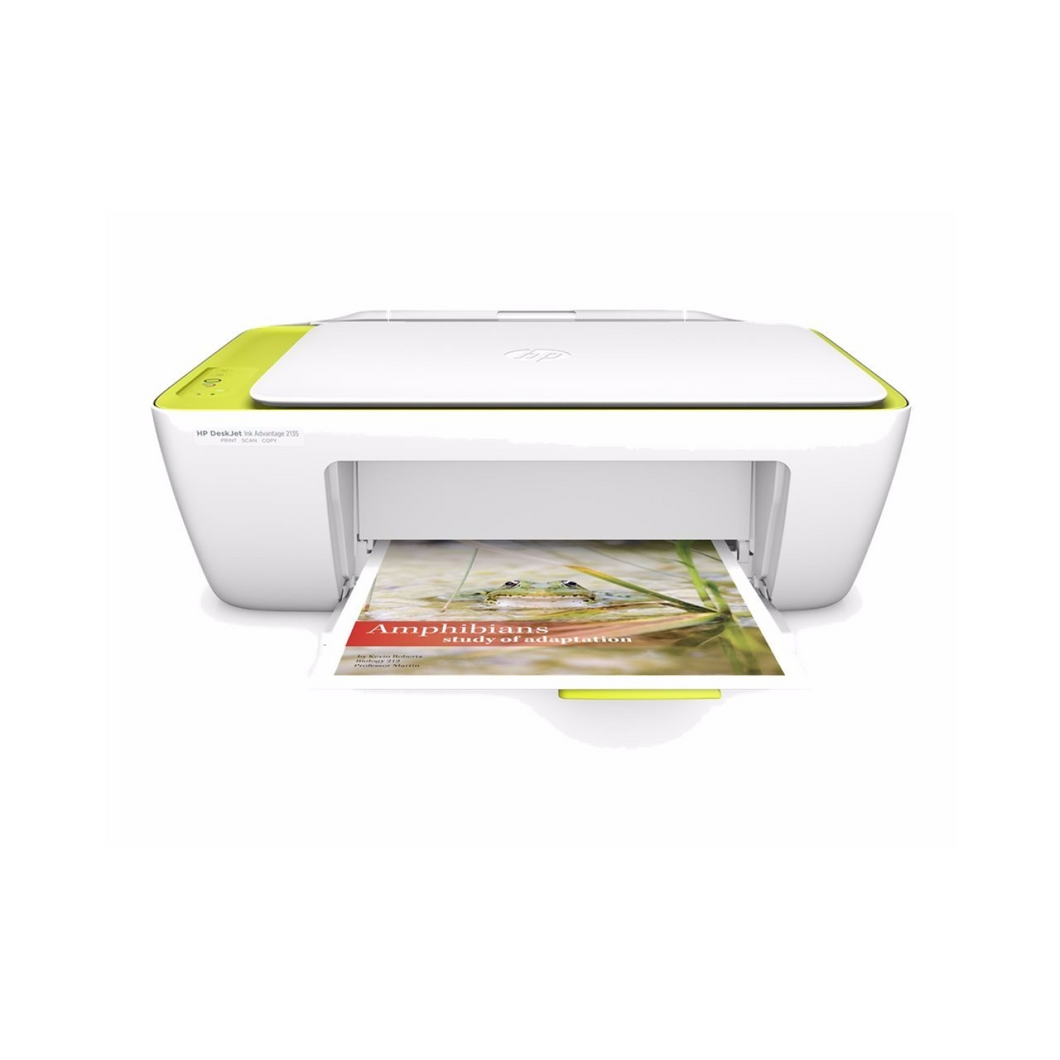 HP Deskjet 2135 All-in-One (Print, Scan, Copy)