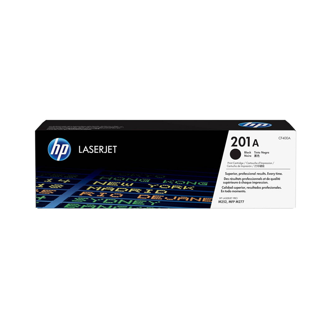 HP 201A Toner (CF400A) - Black