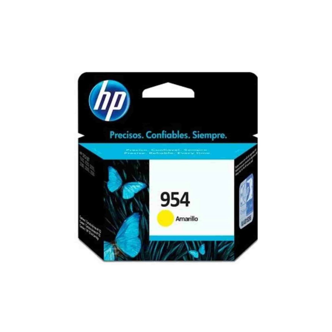 HP 954 Ink Cartridge - Yellow