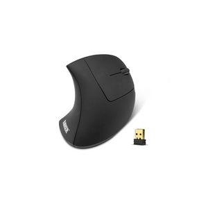 Anker Vertical Wireless Mouse - Black