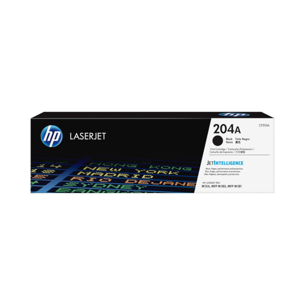 HP 204A Toner (CF510A) - Black