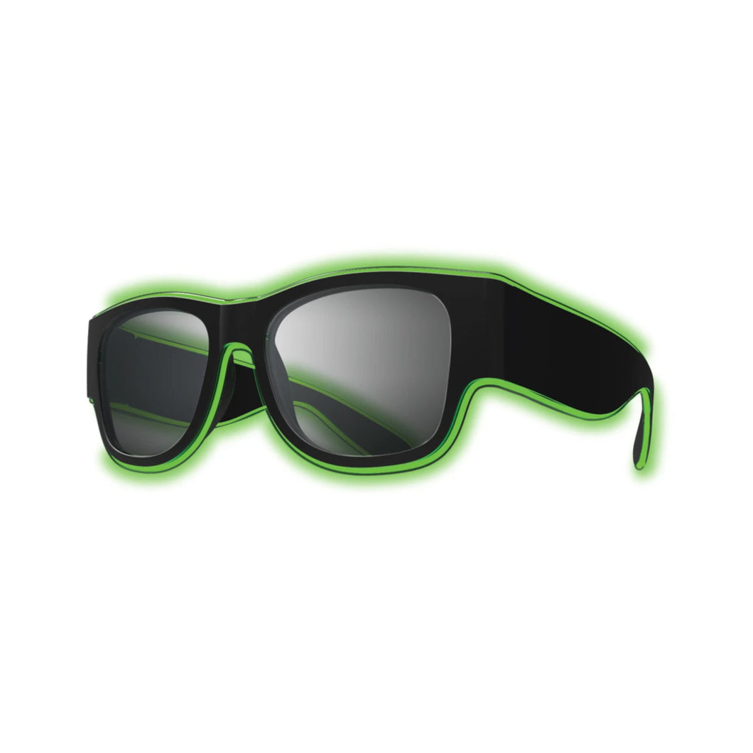 Tzumi Party Glasses Green
