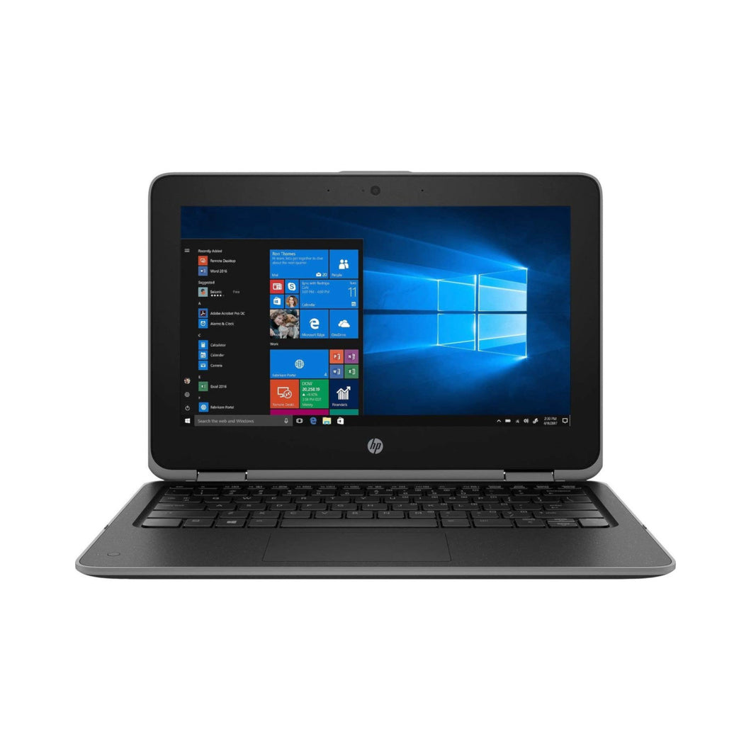 HP ProBook x360 (11.6-Inch, Intel Core m3, 256GB SSD) - Black