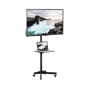 "Vivo 23-55"" Mobile TV Stand"