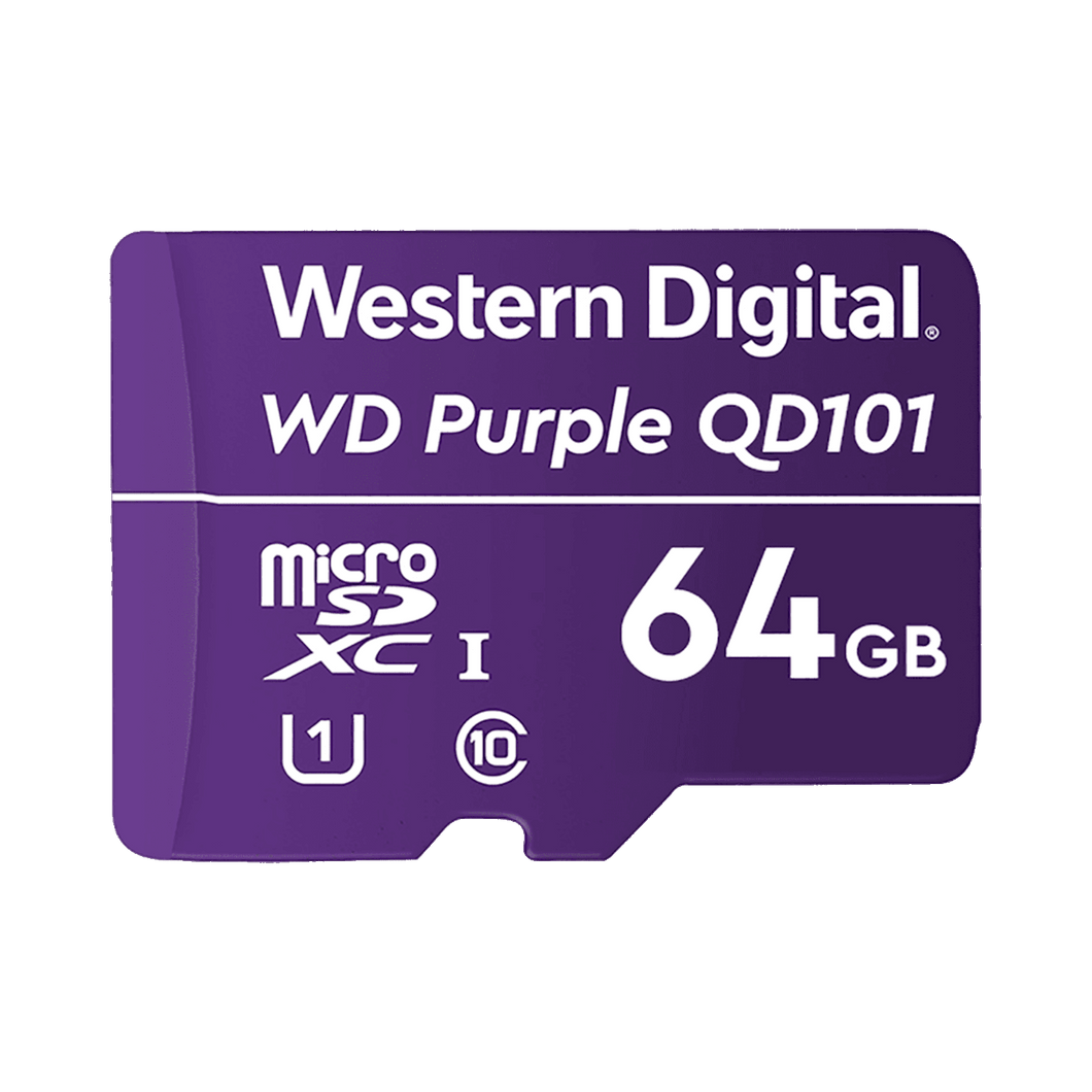 WD Purple 64GB Micro SD