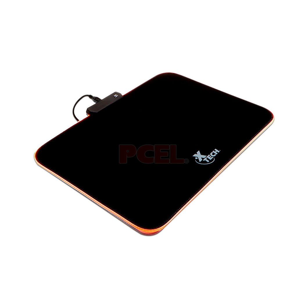 Xtech Mantra 7-color LED Gaming Mouse Pad