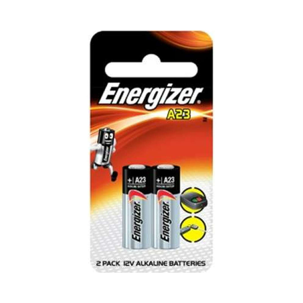Energizer A23 12V Battery 2 Pack