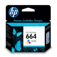 HP 664 Ink Cartridge - Color
