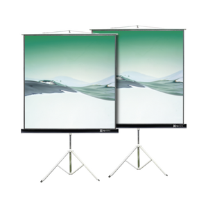 KlipX Tripot Projector Screen 86-Inch
