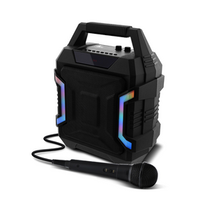Xtech Spree Party Speaker (40W, Bluetooth, Microphone Included, FM Radio)