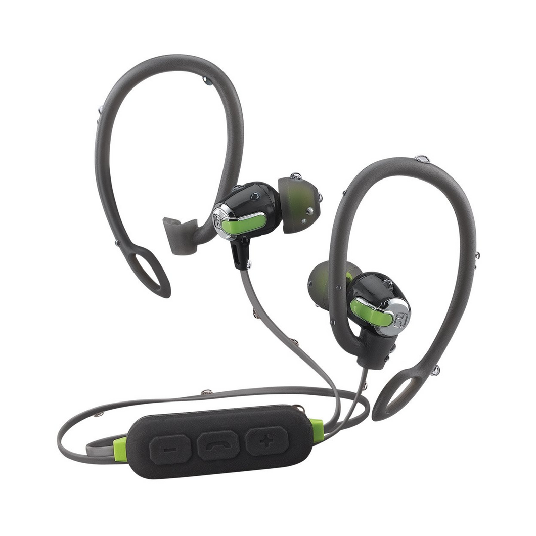 iHome Fit Bluetooth Earbuds with Mic