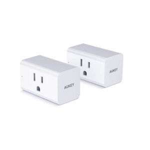 Aukey WiFi Smart Plug (2 Pack)