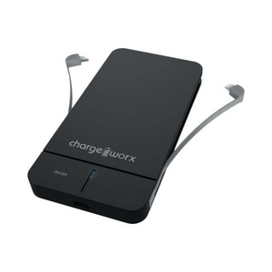 Charge Worx 5000mAh Power Bank