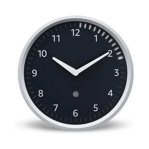Amazon Echo - White Wall Clock