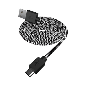 Charge Worx Braided Micro USB Cable (10Ft)