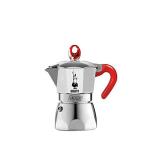 Load image into Gallery viewer, Bialetti Moka Dama Red 3 cup