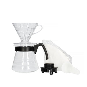 Hario V60 Pour Over Kit 02 Black