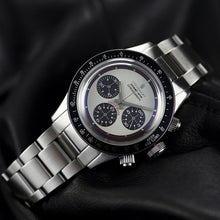 Load image into Gallery viewer, Steinhart Ocean One Vintage Chronograph white
