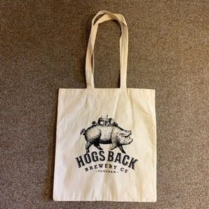 Hogs Back Cotton Tote Bag