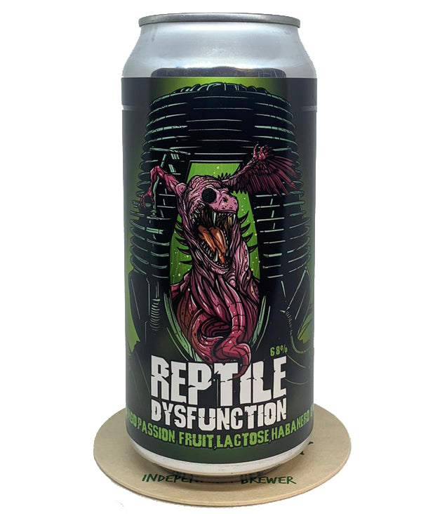 Staggeringly Good Reptile Dysfunction