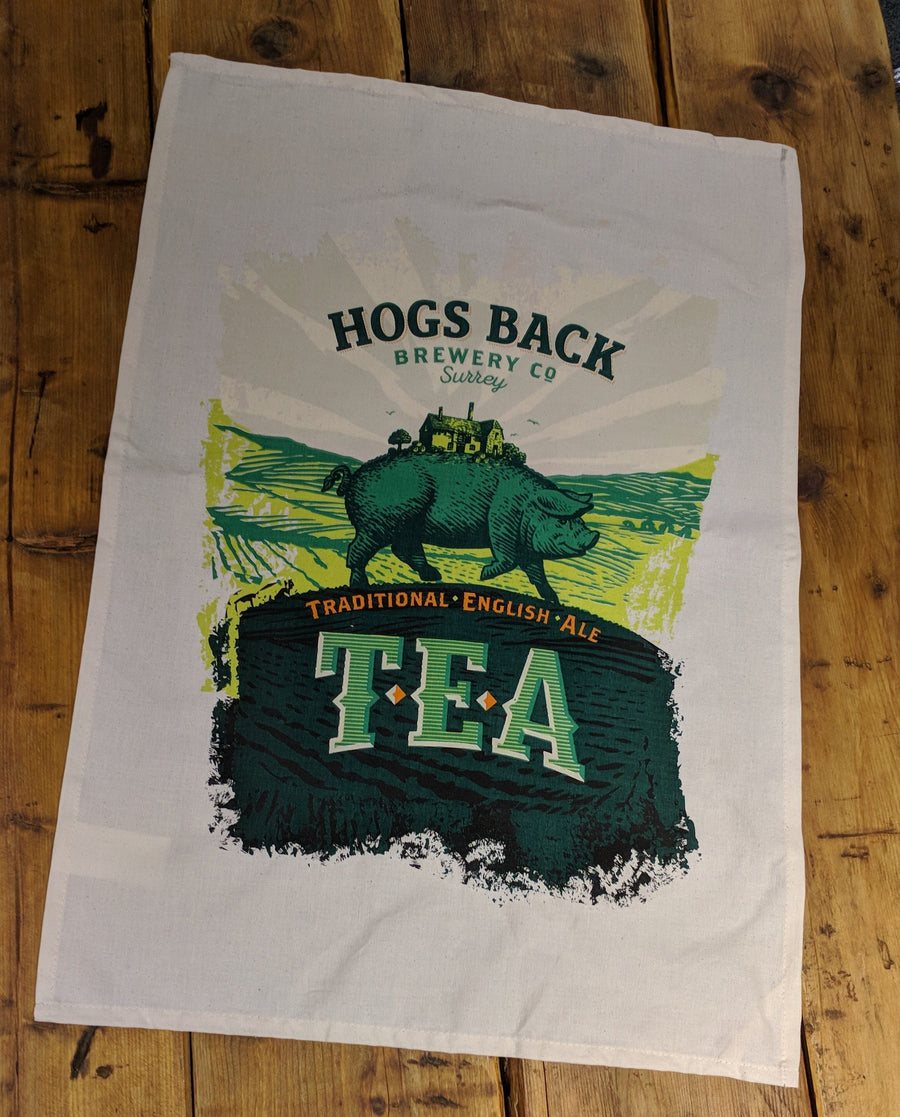 Hogs Back TEA Towel