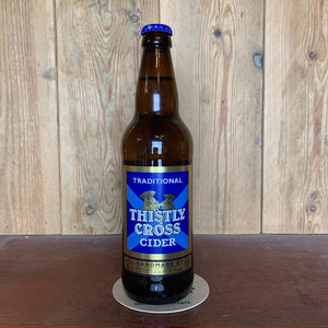 Thistle Cross Traditional Cider