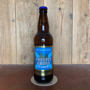 Thistly Cross Real Elderflower Cider