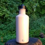 Load image into Gallery viewer, 1200ml tough canteen all steel cap stainless steel bottle