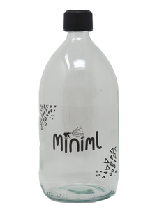 1L glass bottle