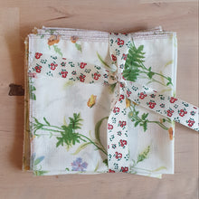 Load image into Gallery viewer, Handkerchiefs (set of 5)