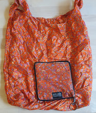 Load image into Gallery viewer, Recycled saree bag