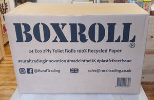 Toilet roll - recycled (2 ply)